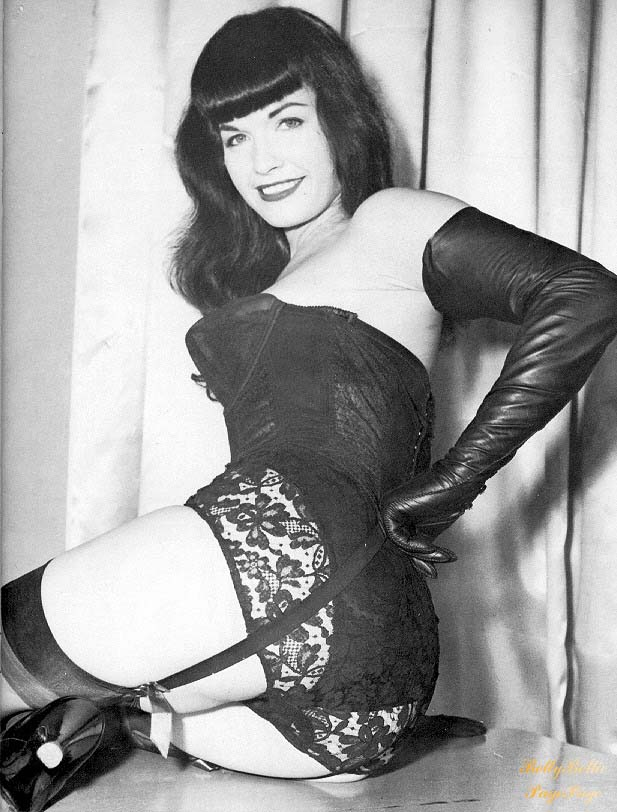 Really. All bettie page tumblr you