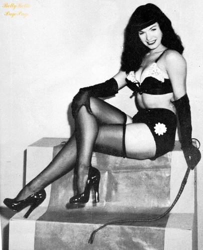 Betty Page Photos: Bettie Page Images Bettie Page HD Wallpaper And Background