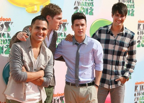 Big Time Rush @ The 2012 KCAs - big-time-rush Photo