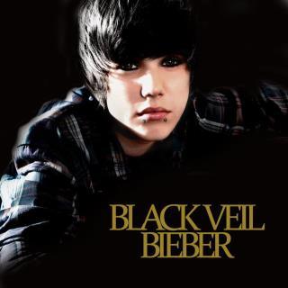 Black veil bieber xD