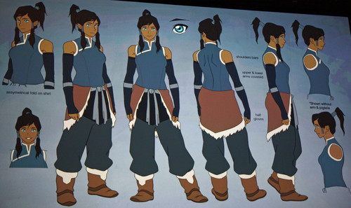 Avatar: The Legend of Korra پیپر وال titled Book 2, SPIRIT, Concept Art