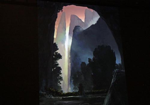 Book 2, SPIRIT, Concept Art