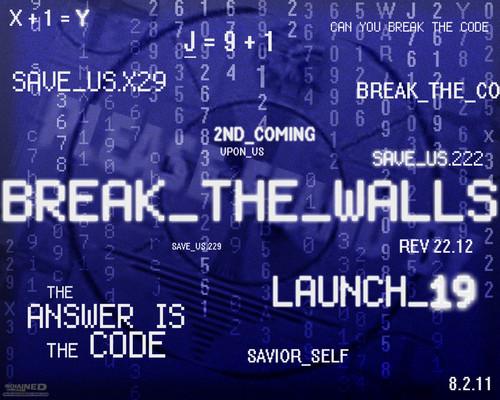 Break the Walls Down