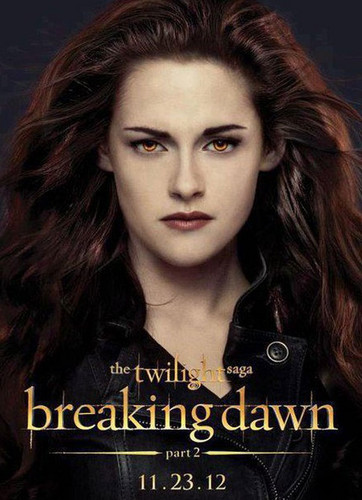 Breaking Dawn part 2 promo - harry-potter-vs-twilight Photo