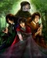 Brothers - harry-potter-anime photo