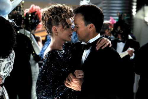 Bruce & Selina - batman Returns