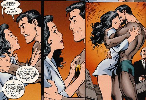 Bruce & Selina