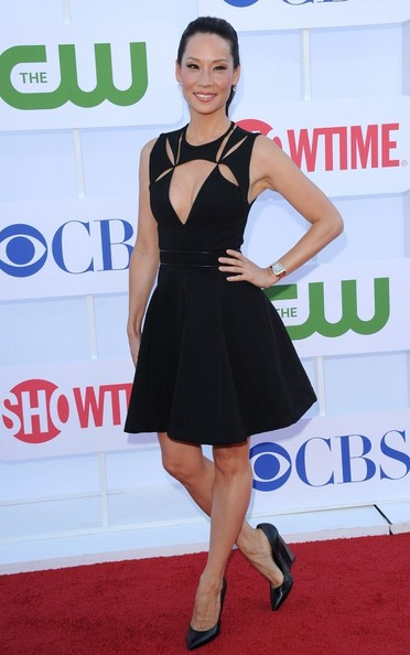 CBS, The CW & Showtime 2012 TCA Party [July 29, 2012]