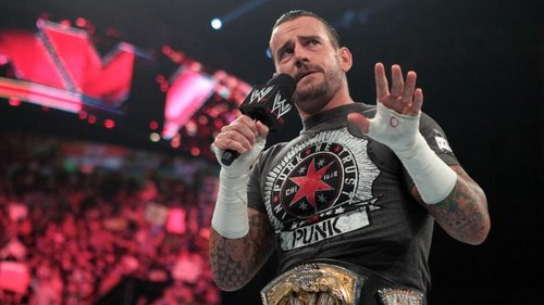 CM Punk explains his actions