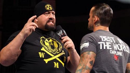 CM Punk explains his actions