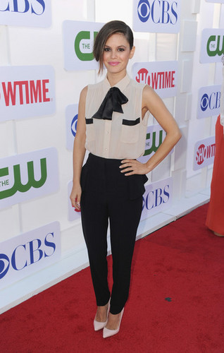 CW, CBS And Showtime 2012 Summer TCA Party [July 28, 2012]