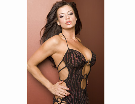 Candice Michelle wallpaper possibly containing a maillot, a bustier, and a pakaian renang, baju renang entitled Candice Michelle Photoshoot Flashback