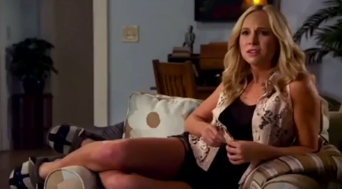 "Candice in ""Dating Rules from My Future Self"" Official Trailer."