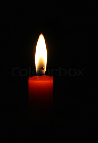 Candle- Hope