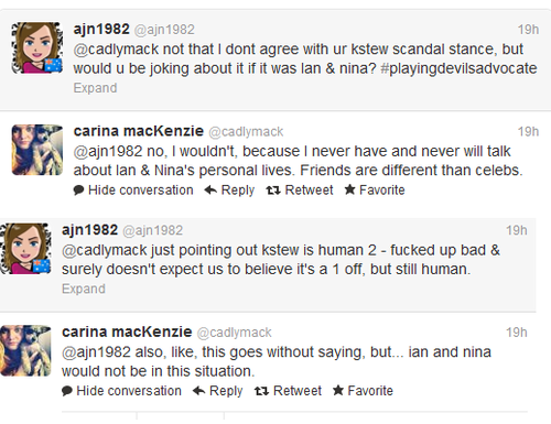 Carina Talks Nian and Robsten - ian-somerhalder-and-nina-dobrev Photo