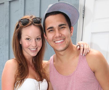 Carlos & Samantha