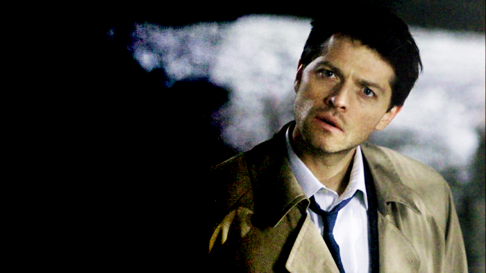 misha collins castiel wallpaper