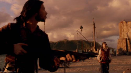 Caspian in The Voyage of the Dawn Treader - ben-barnes Photo