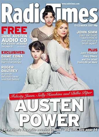 Jane Austen achtergrond with anime called Catherine Morland, Anne Elliot & Fanny Price