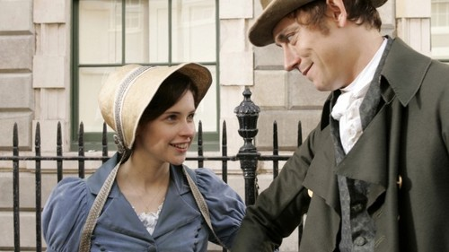 Catherine Morland & Henry Tilney