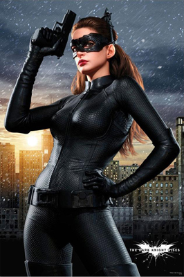 Catwoman - Promotional Poster
