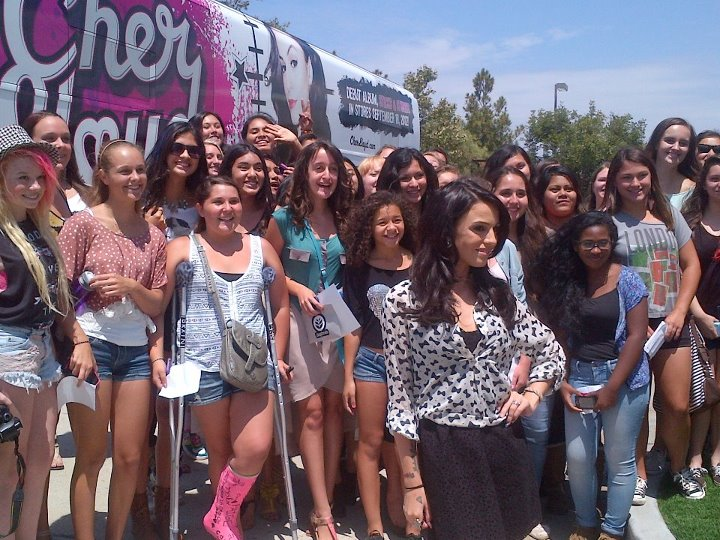 Cher and Brats