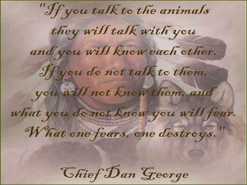 Chief Dan George