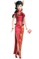 Chinese New an Barbie® Doll 2005
