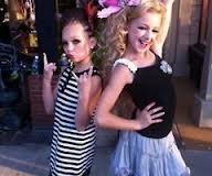 Chloe and Maddie