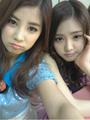 Chorong & Naeun