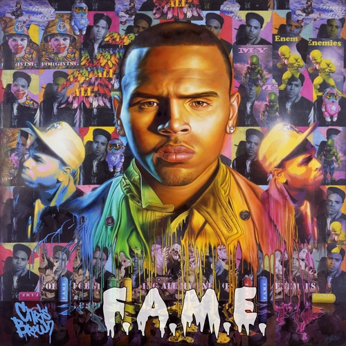 Chris Brown F.A.M.E!!!!! =O