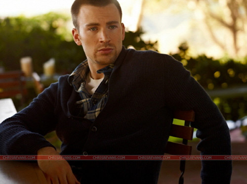 Chris -  Photoshoot by Cliff Watts