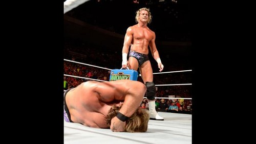 Christian and Y2J vs Miz and Ziggler - wwe Photo