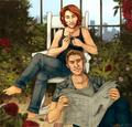 Clint & Natasha <3