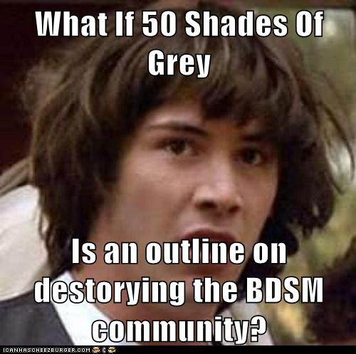 Collection OF 50 SHades Memes