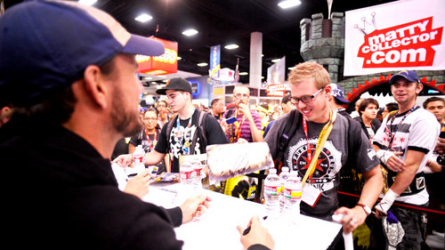 CM Punk images Comic- Con 2012 HD wallpaper and background photos