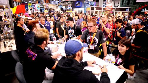 Comic- Con 2012
