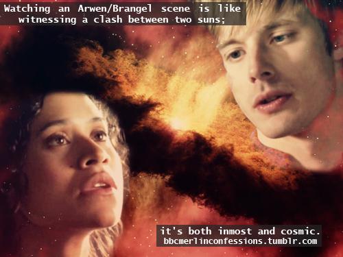 Confession: Brangel aka Arwen