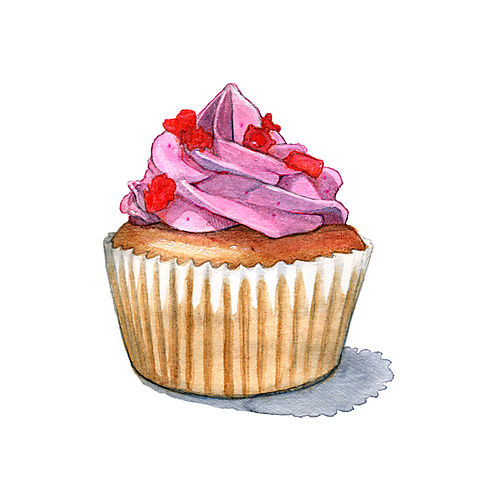 Cupcake gallery images cupcake drawing and painting wallpaper and background photos
