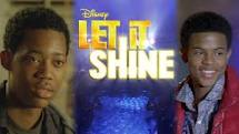 Let It Shine wallpaper possibly with anime entitled Cyrus and Kris