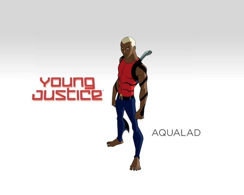 DC-Young Justice-Aqualad