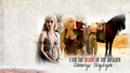 game-of-thrones - Daenerys Targaryen wallpaper