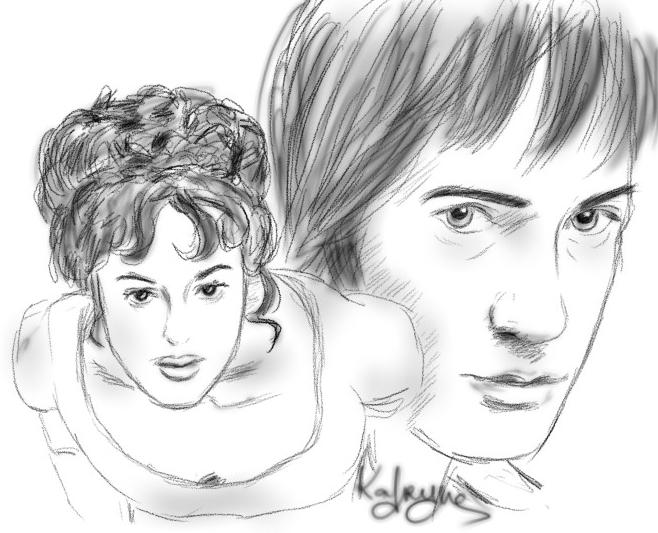 Darcy & Lizzie