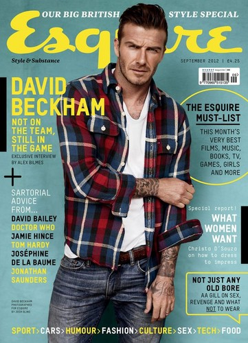 David Beckham: Esquire UK - david-beckham Photo