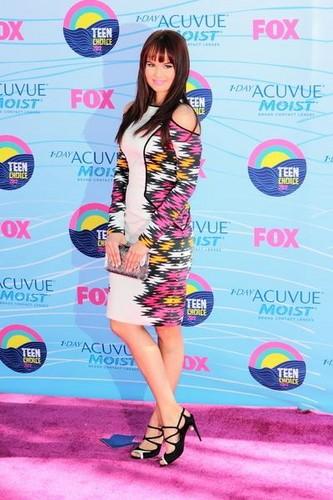 Debby Ryan- Teen choice awards, 2012