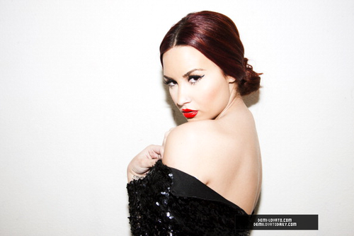 Demi - Photoshoots 2012 - T Shields