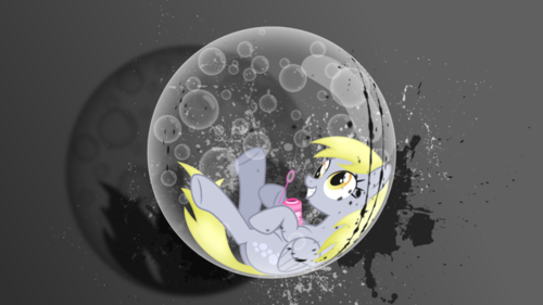My Little Pony Friendship is Magic wallpaper titled Derpy Hooves