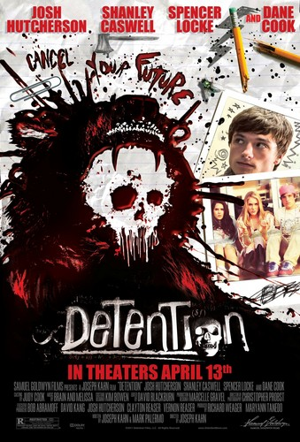 Detention Poster