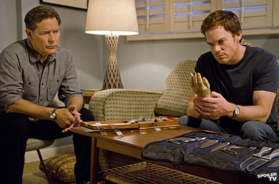 Dexter - Episode 7.02 - The Shadow Knows - Promotional Photo (MQ)