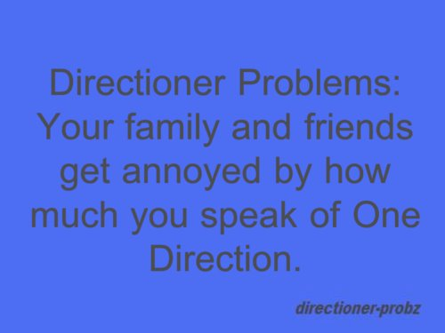 One Direction wallpaper called Directioner problem